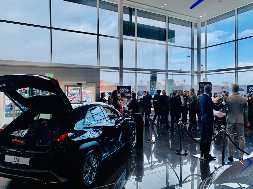 0dd67081 19c6 4848 b974 c455d5d86110 - Introbiz VIP Event at Lexus Cars Cardiff (March 2020)
