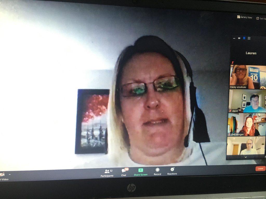 104200922 544615066234882 8100000579369688145 n 1024x768 - Introbiz Online with Legendary Motivational Speaker, Les Brown