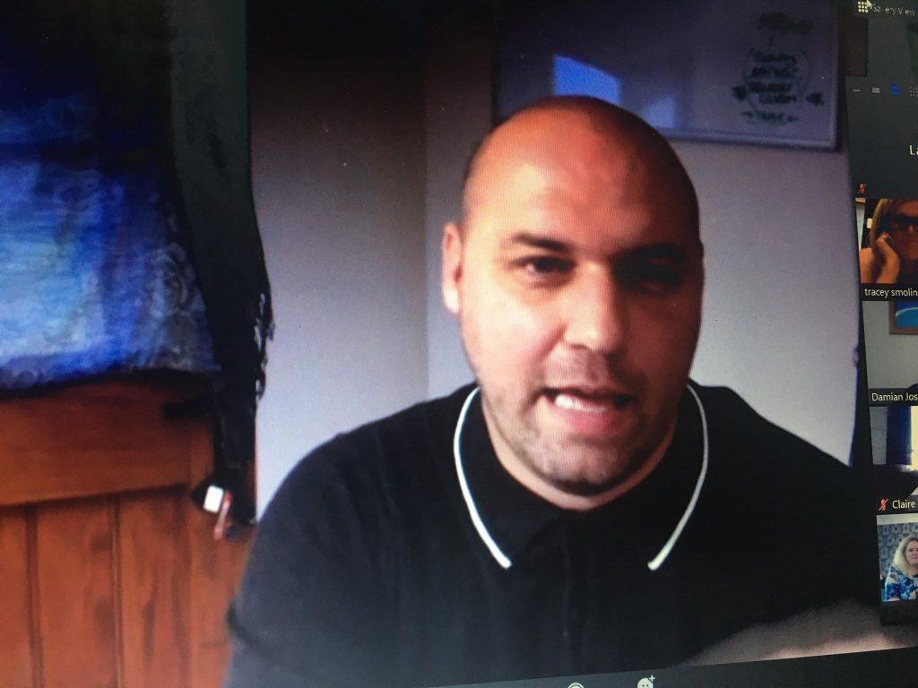 104218169 703599357120291 3440684538983192885 n 1024x768 - Introbiz Online with Legendary Motivational Speaker, Les Brown