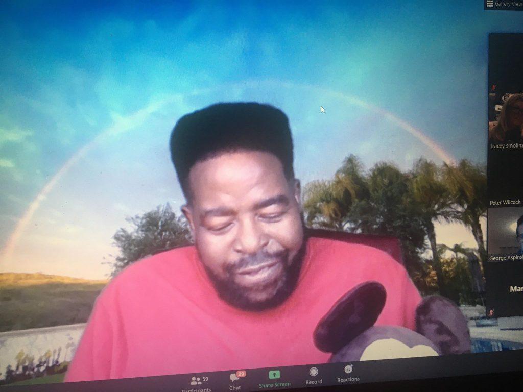104287498 641293143135311 6375968606291412113 n 1024x768 - Introbiz Online with Legendary Motivational Speaker, Les Brown