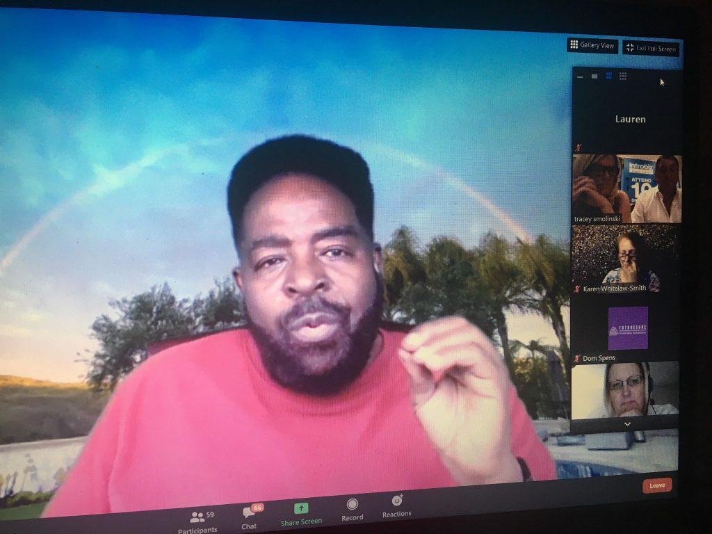 104290735 272967314059490 6350913249886150862 n 1024x768 - Introbiz Online with Legendary Motivational Speaker, Les Brown