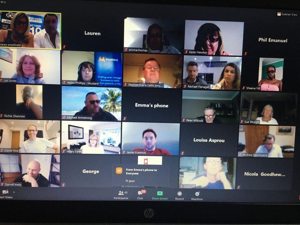 104301777 261520365077941 4058723328302003331 n 1024x768 - Introbiz Online with Legendary Motivational Speaker, Les Brown