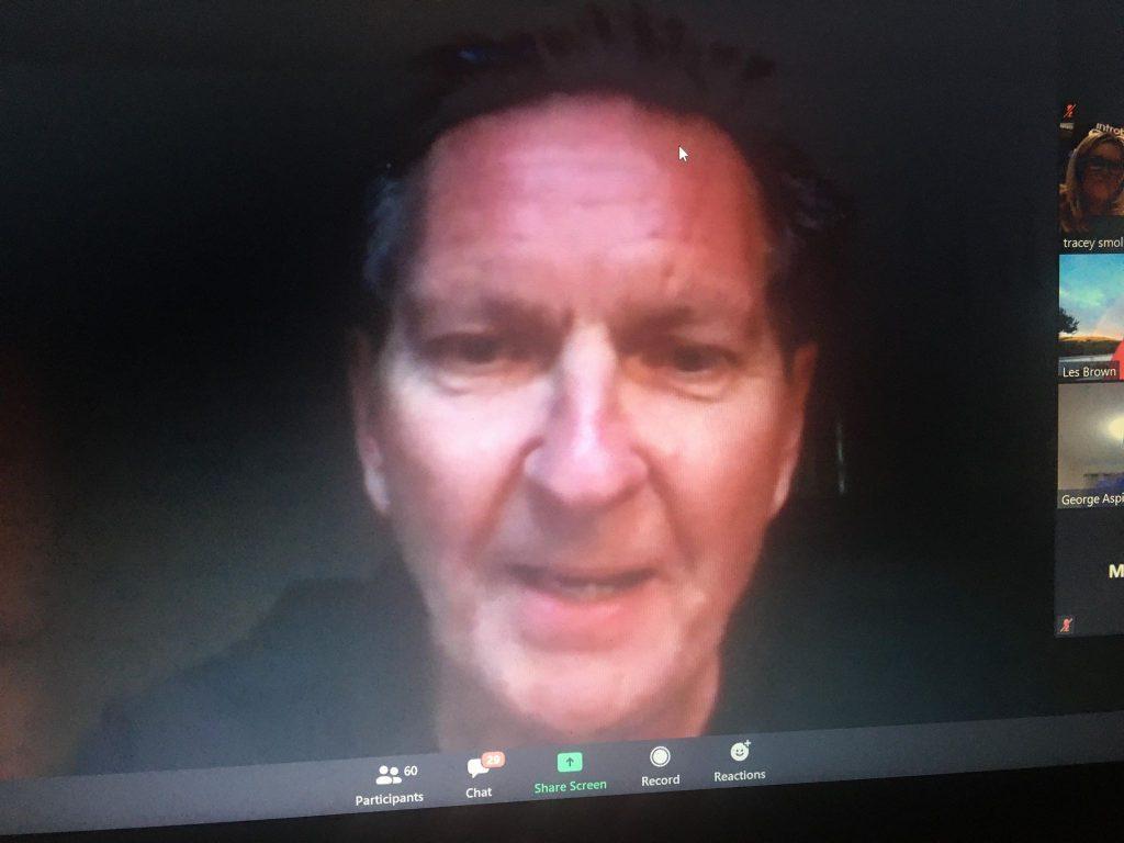 104336826 2785596851726481 8948359052710383432 n 1024x768 - Introbiz Online with Legendary Motivational Speaker, Les Brown