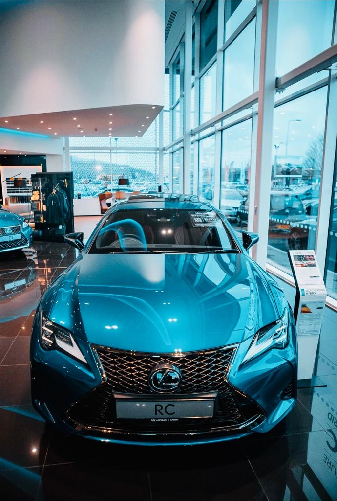 2fc200c0 32d9 46d5 a7a3 8151f7ac62af - Introbiz VIP Event at Lexus Cars Cardiff (March 2020)