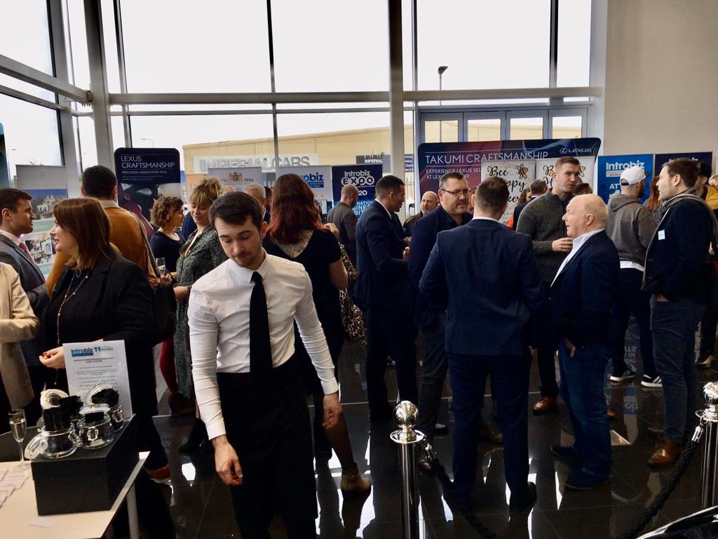 55afd0cf c044 4b5e 9390 f2fbf91af9d9 - Introbiz VIP Event at Lexus Cars Cardiff (March 2020)