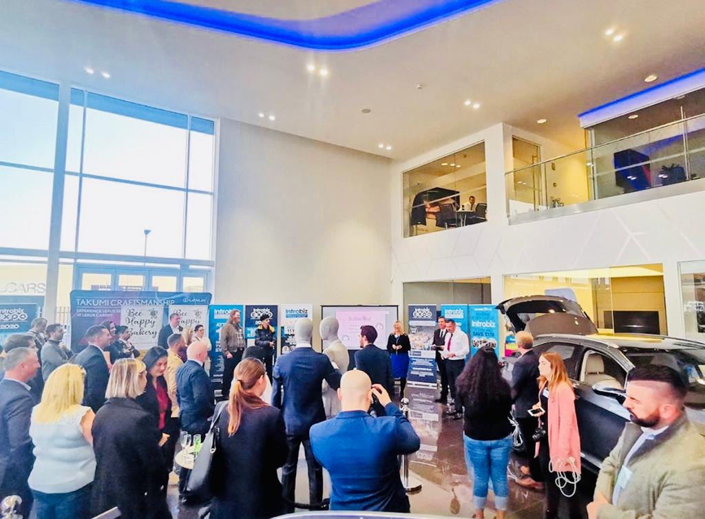 94474e9c b8e4 46c6 80e4 67b9b6ce2151 - Introbiz VIP Event at Lexus Cars Cardiff (March 2020)
