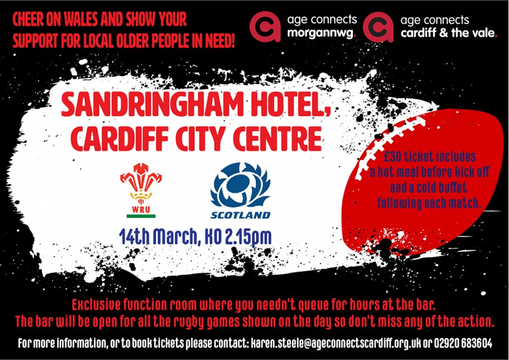 Age Connects Wales v Scotland 1024x725 - Age Connects Hots Six Nations Events