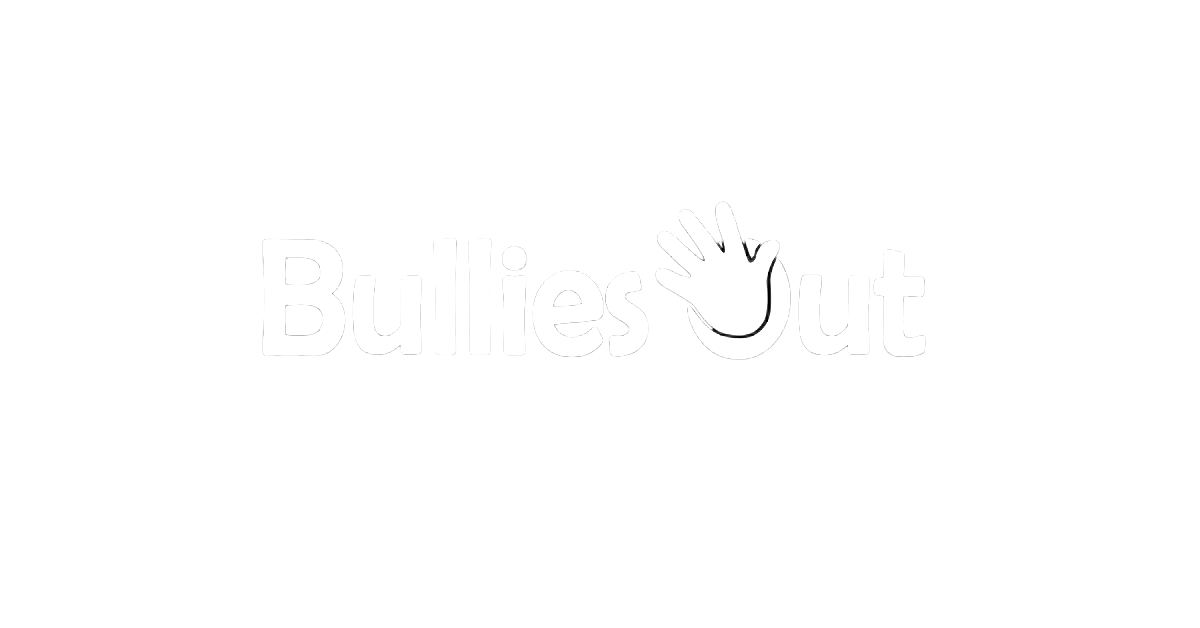 Bullies out  Logo