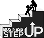 Business Step Up  Logo