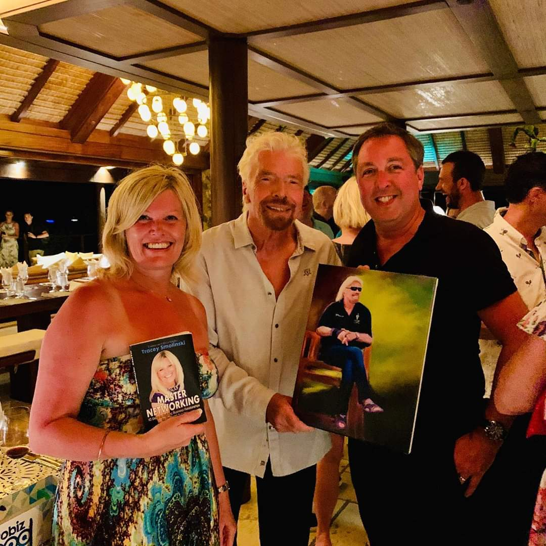 FB IMG 1575554044979 - Meet Sir Richard Branson with Introbiz in 2020