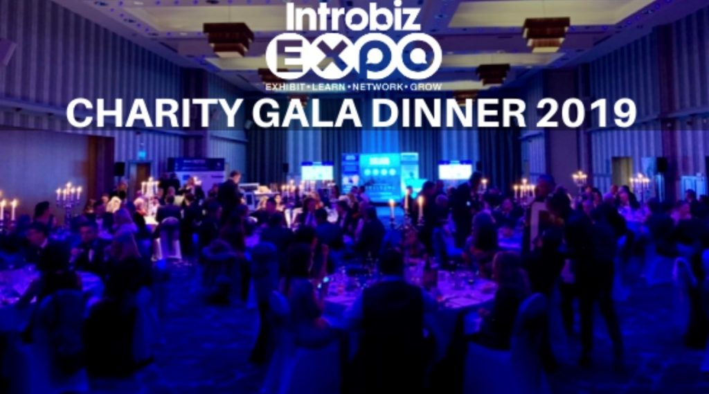 Gala Dinner Charity 1024x569 - Introbiz Raise Over £20,000 in November