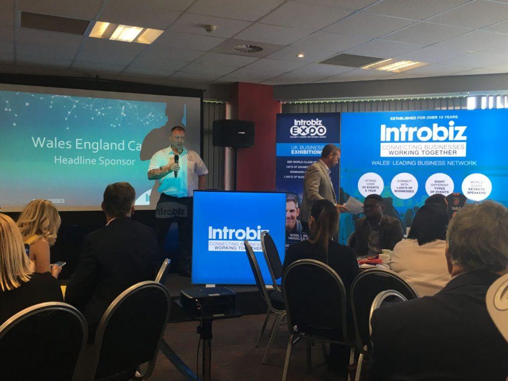 IMG 1500 1024x768 - Introbiz Expo at the Dragons 2019