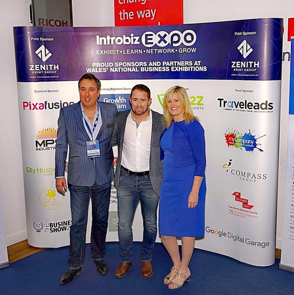 IMG 20191116 122442 1022x1024 - Introbiz Expo Cardiff Breakfast 2019