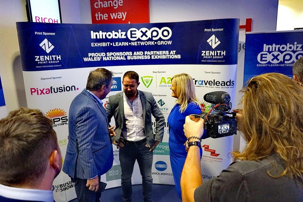 IMG 20191116 122534 1024x684 - Introbiz Expo Cardiff Breakfast 2019