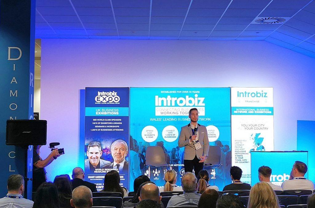 IMG 20191116 133300 1024x676 - Introbiz Expo Cardiff Breakfast 2019