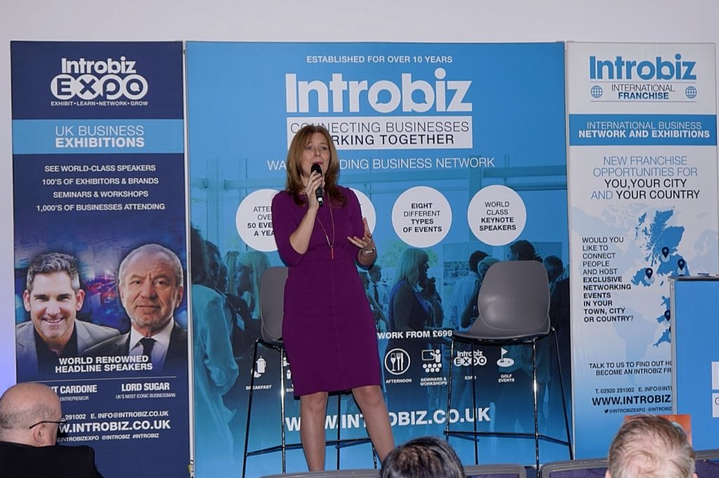 IMG 20191117 032020 1024x681 - Introbiz Expo Cardiff Breakfast 2019