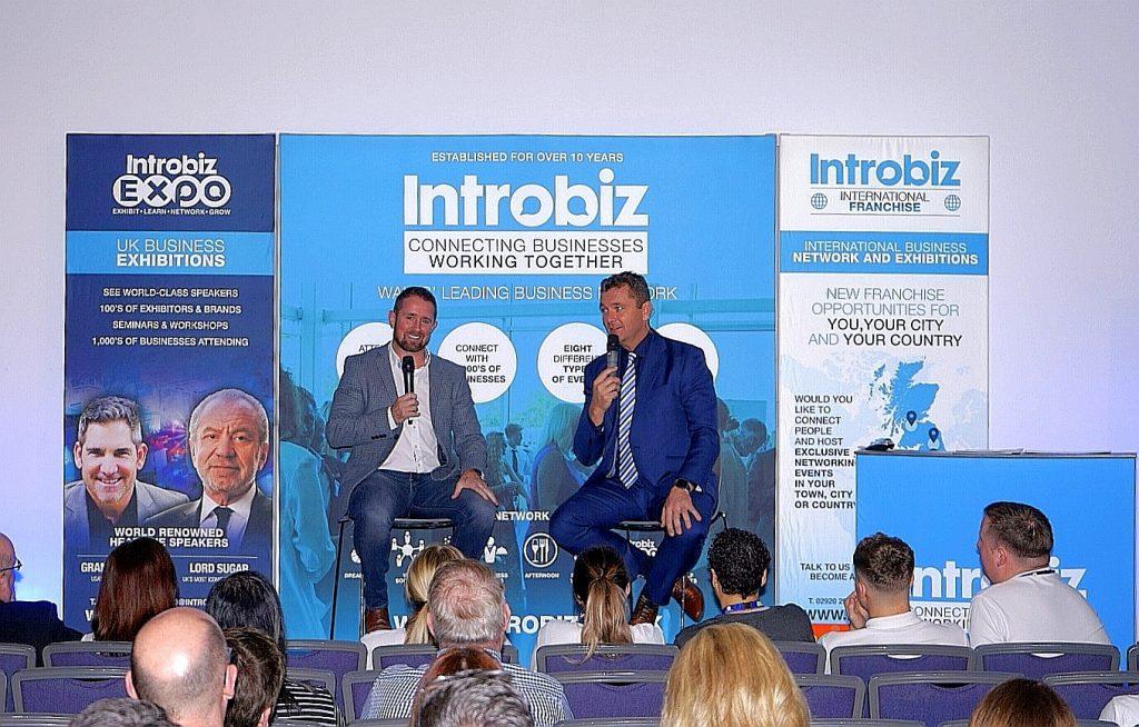 IMG 20191117 101925 1024x654 - Introbiz Expo Cardiff Breakfast 2019