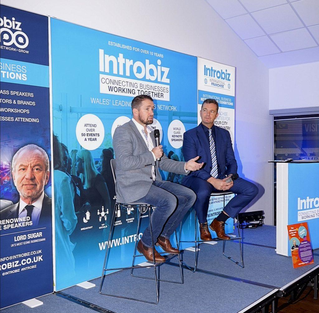 IMG 20191117 102336 1024x1006 - Introbiz Expo Cardiff Breakfast 2019