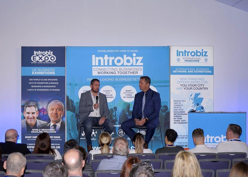 IMG 20191117 102500 1024x731 - Introbiz Expo Cardiff Breakfast 2019