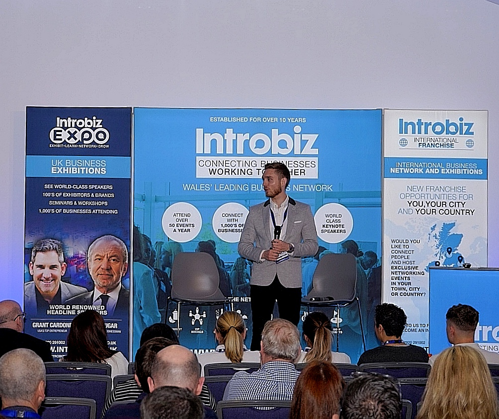 IMG 20191117 102637 - Introbiz Expo Cardiff Breakfast 2019