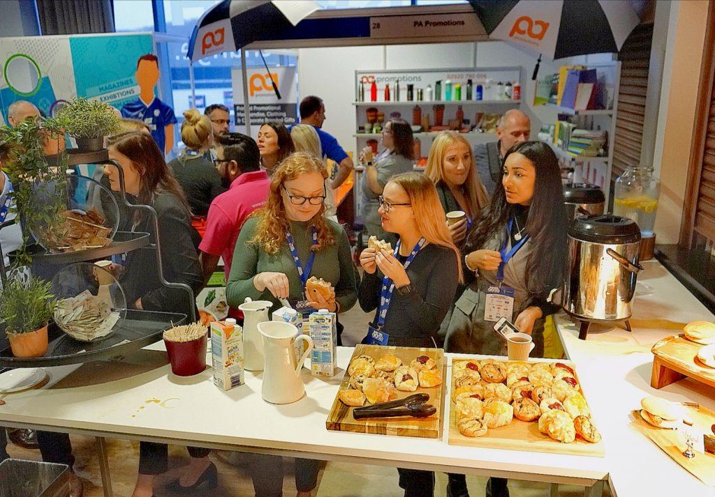 IMG 20191117 111116 1024x713 - Introbiz Expo Cardiff Breakfast 2019