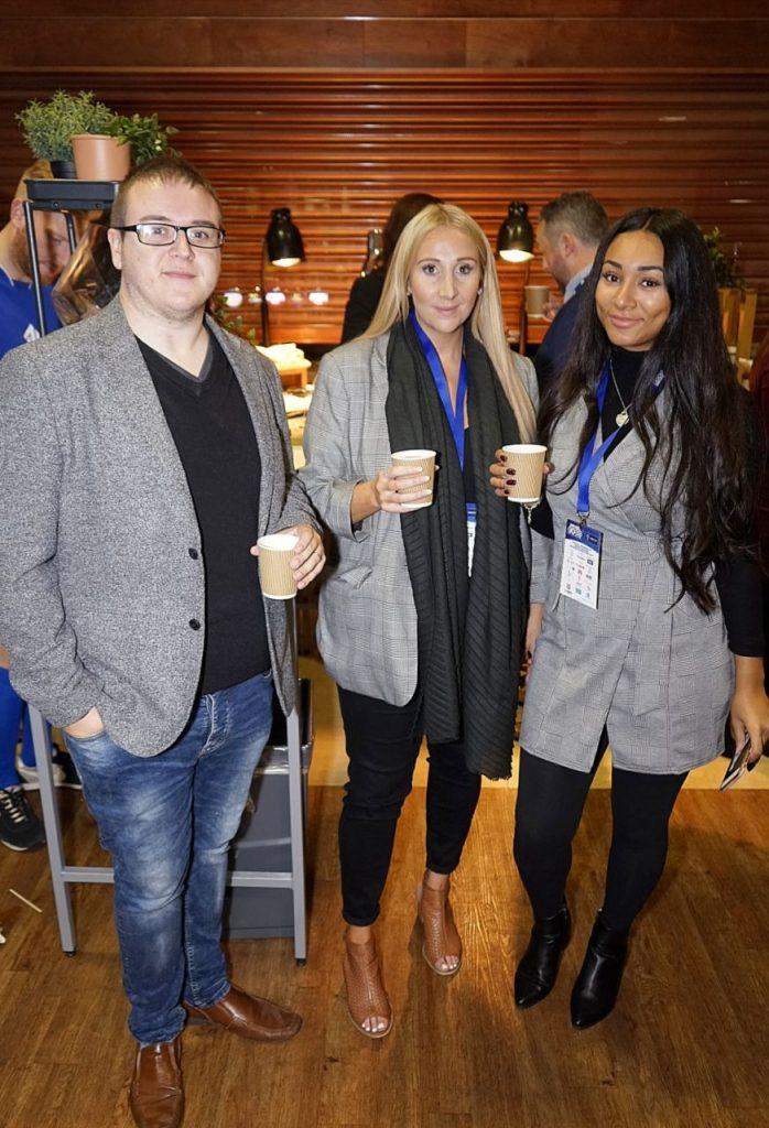 IMG 20191117 111559 698x1024 - Introbiz Expo Cardiff Breakfast 2019