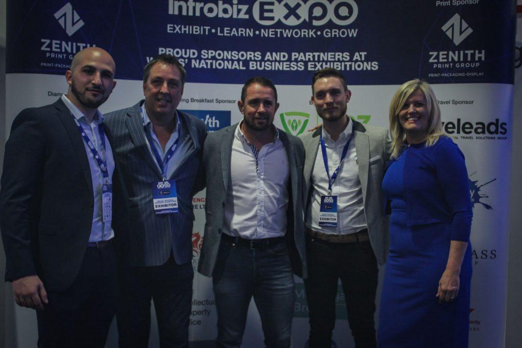 IMG 2424 1024x683 - Introbiz Expo Cardiff Breakfast 2019