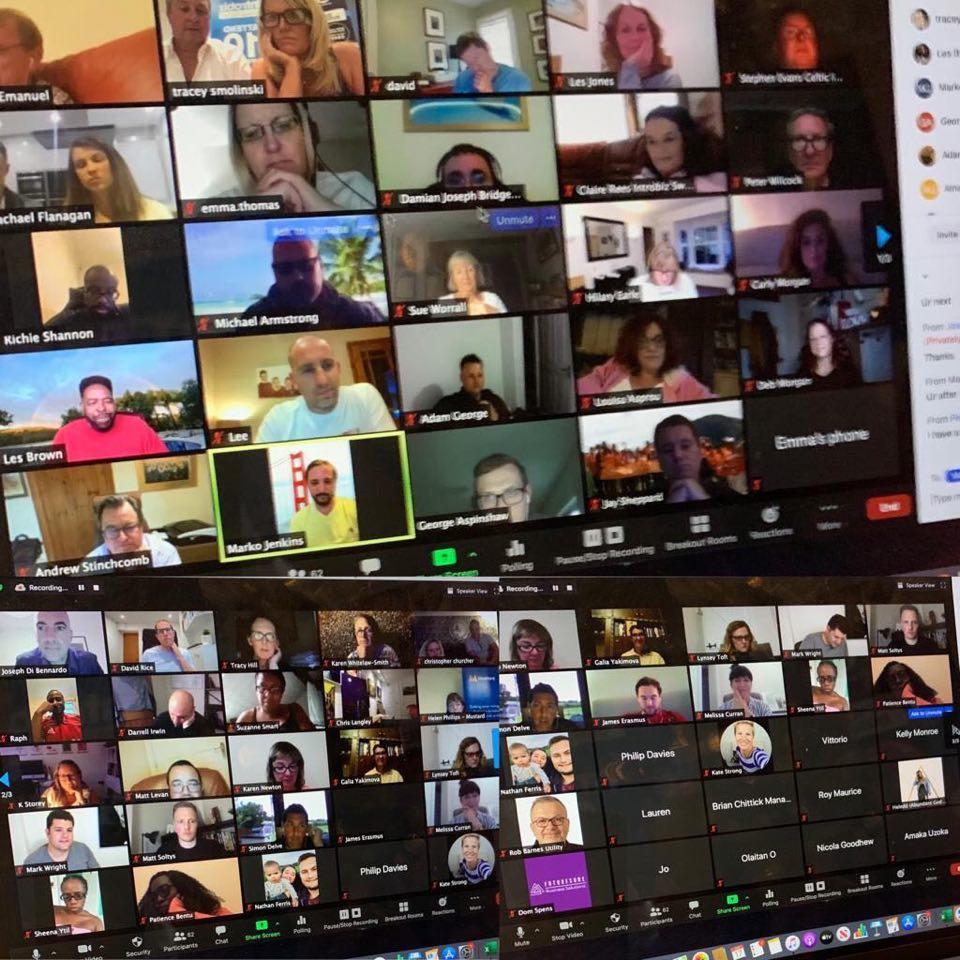 Introbiz Online with Legendary Motivational Speaker Les Brown 4 - Introbiz Online with Legendary Motivational Speaker, Les Brown