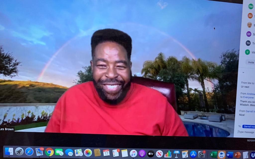 Introbiz Online with Legendary Motivational Speaker Les Brown 8 - Introbiz Online with Legendary Motivational Speaker, Les Brown