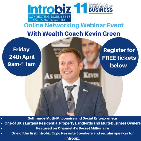 Kevin Green Image - Guest Speakers