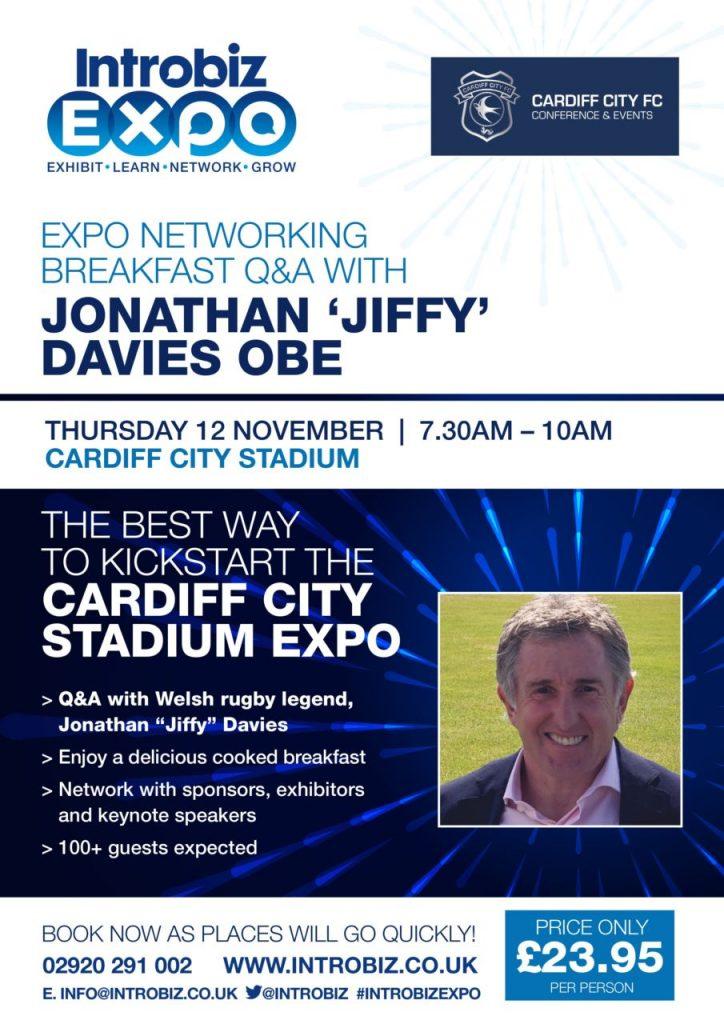 Networking Breakfast Flyer 2020 724x1024 - Networking Breakfast