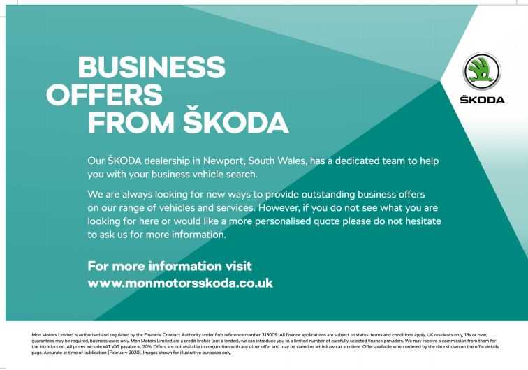 Skoda 2 - Skoda Business Offers