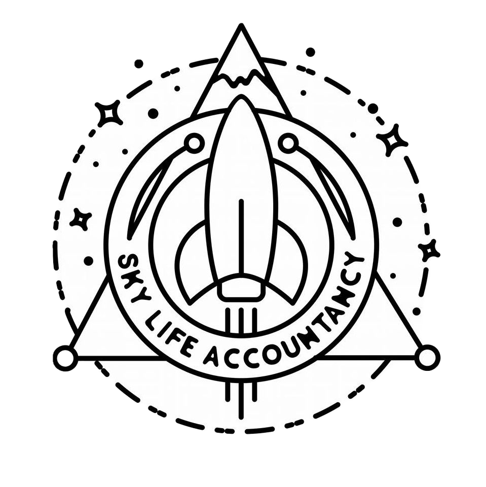 Sky Life Accountancy Logo