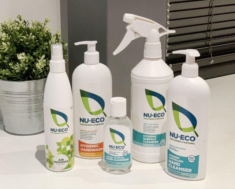 Skyhawk Global Ltd Nu Eco and Biochem 01 - Stay Clean & Green!