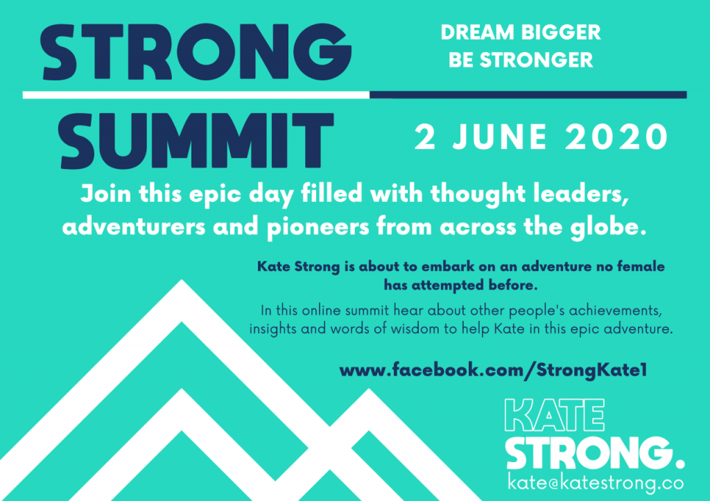 Strong Summit 2 June 2020 1024x723 - Strong Summit by Kate Strong