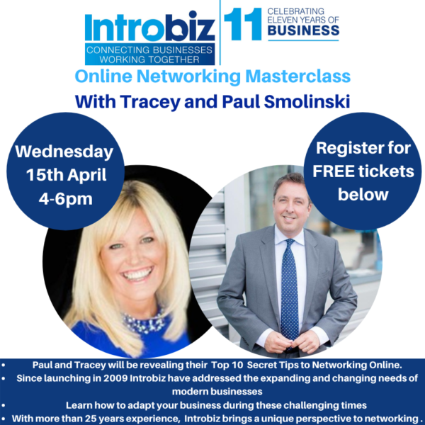 Tracey and Paul Smolinski Image - Guest Speakers