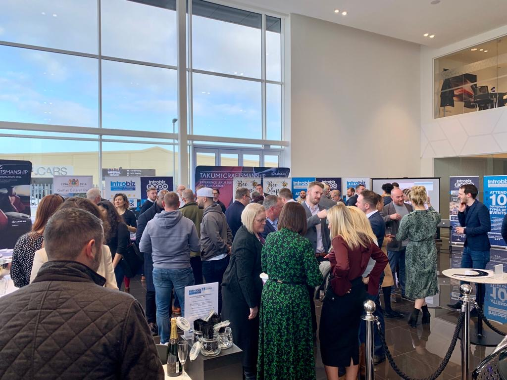 a9a8a394 9d3b 4cc6 b1fd 6fdf5781394d - Introbiz VIP Event at Lexus Cars Cardiff (March 2020)