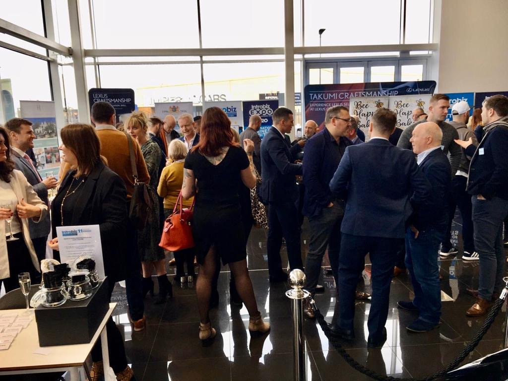 af0ef25a 2e3b 4e14 9c05 a5c45fea25ca - Introbiz VIP Event at Lexus Cars Cardiff (March 2020)