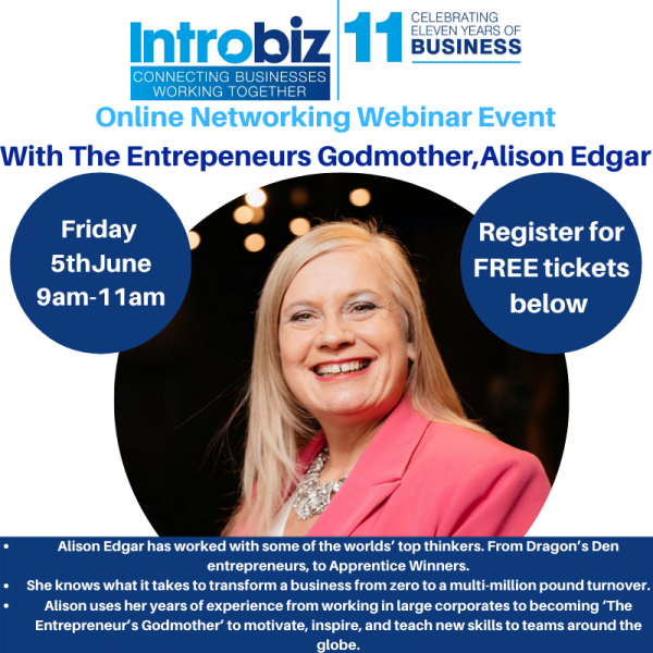 alison edgar - Guest Speakers