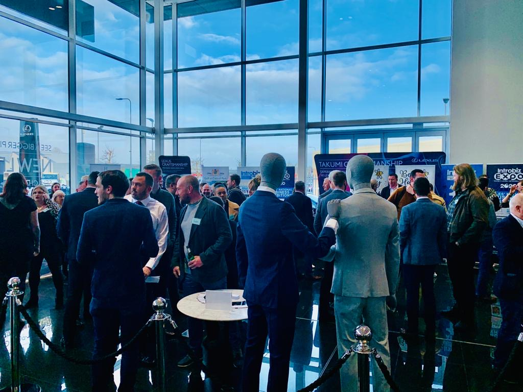 c4fe9b7b 846a 41c3 892b d62f34580986 - Introbiz VIP Event at Lexus Cars Cardiff (March 2020)
