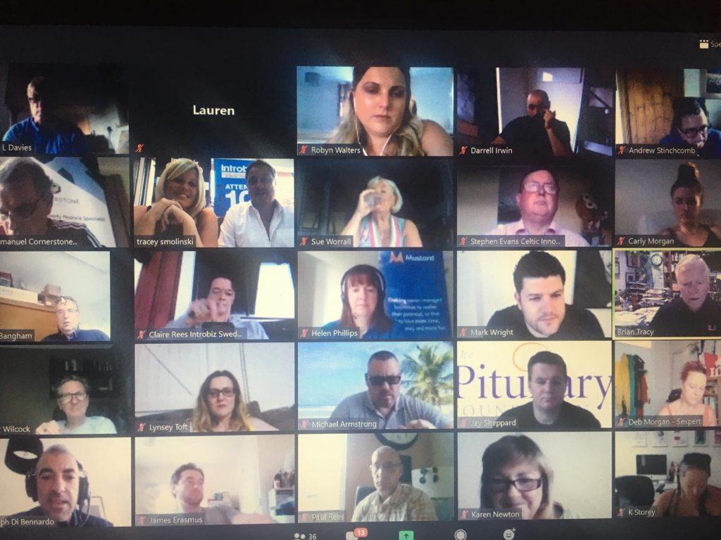 ce4b51a1 090c 4d1c 8764 39c4fceb26f9 1024x768 - Introbiz Online Event with International Speaker Brian Tracy