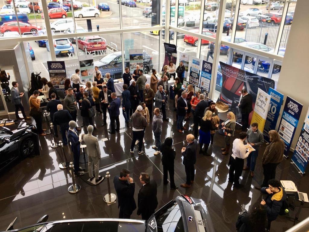 e3af65a5 27b0 402b aa99 4cec651b41c5 - Introbiz VIP Event at Lexus Cars Cardiff (March 2020)