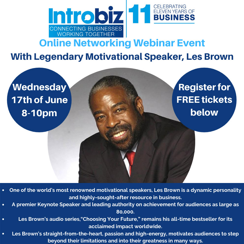 introbiz les brown - Guest Speakers