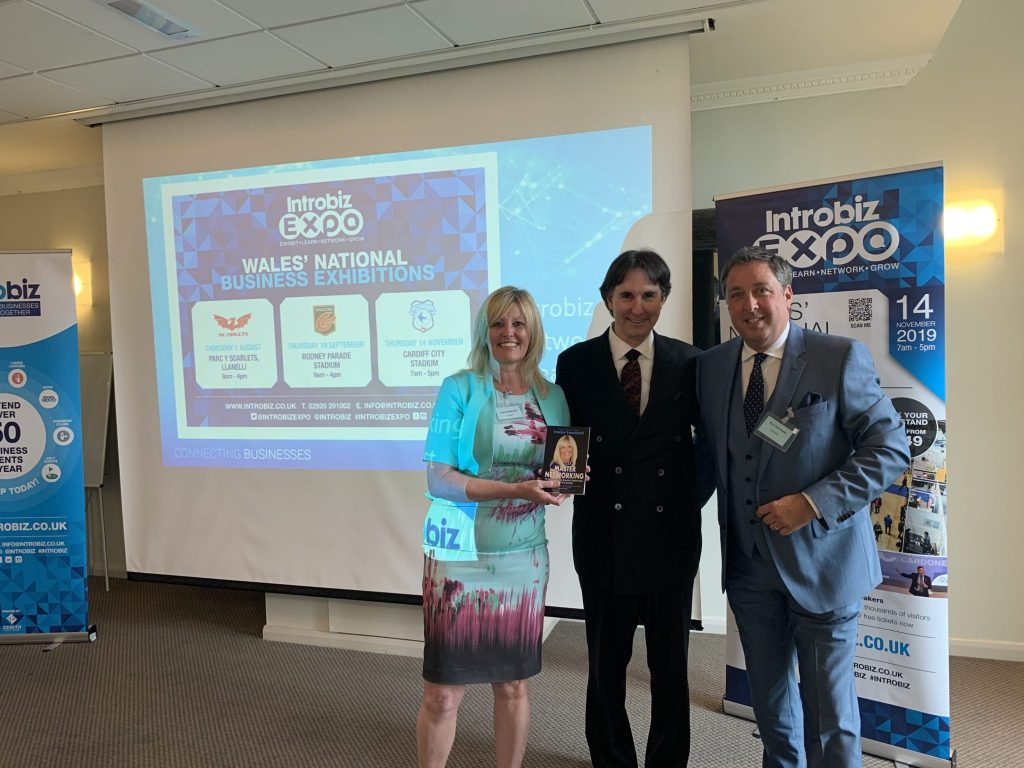 Networking Breakfast with Dr John Demartini May2019 29 1024x768 - Networking Training