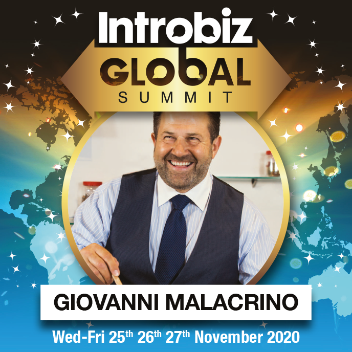 Online Global Speaker flyers 330x330 GIOVANNI 1 - Our Global Speakers list