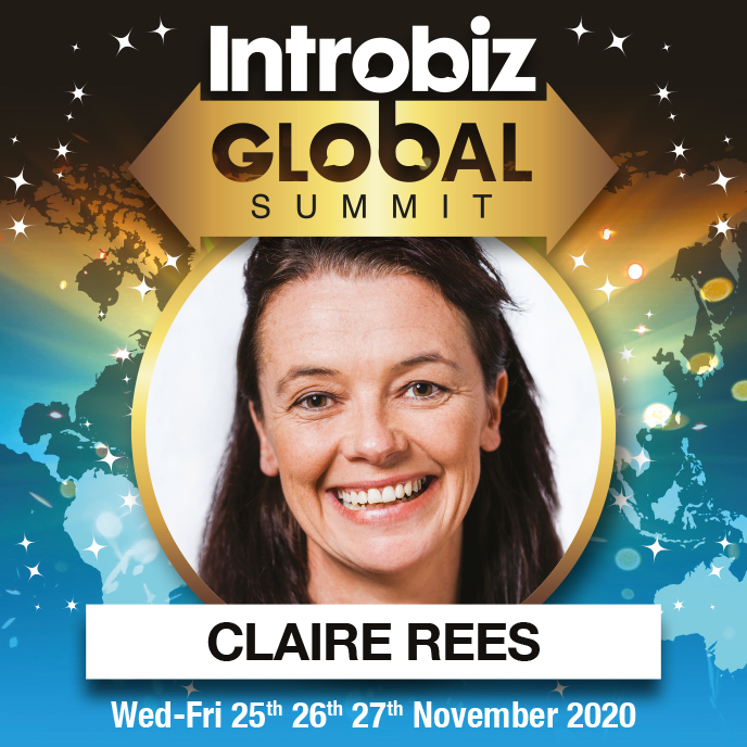 Online Global Speaker flyers 330x330px CLAIRE - 2020 Speaker Line Up