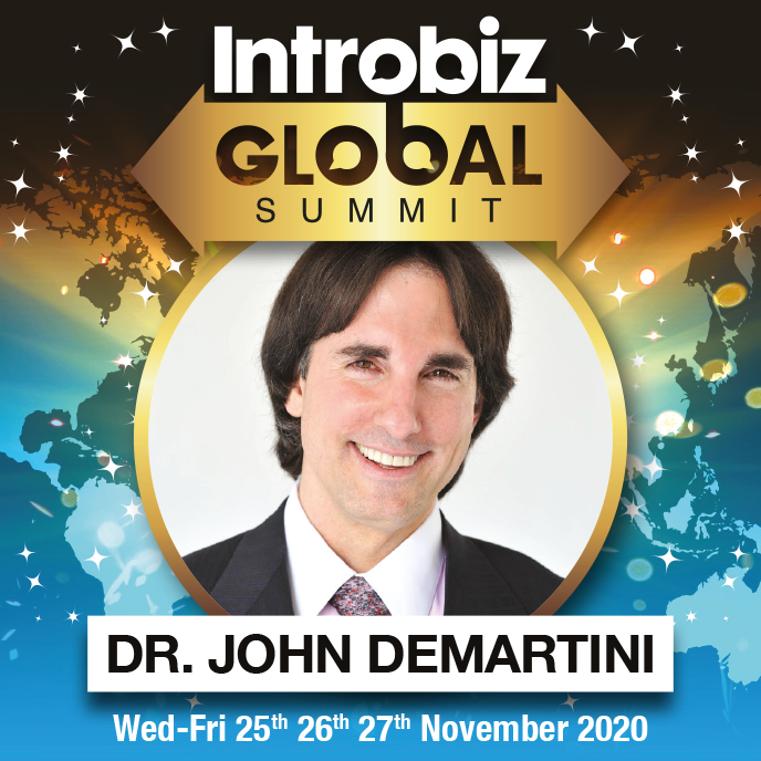 Online Global Speaker flyers 330x330px DR JOHN - Our Global Speakers list