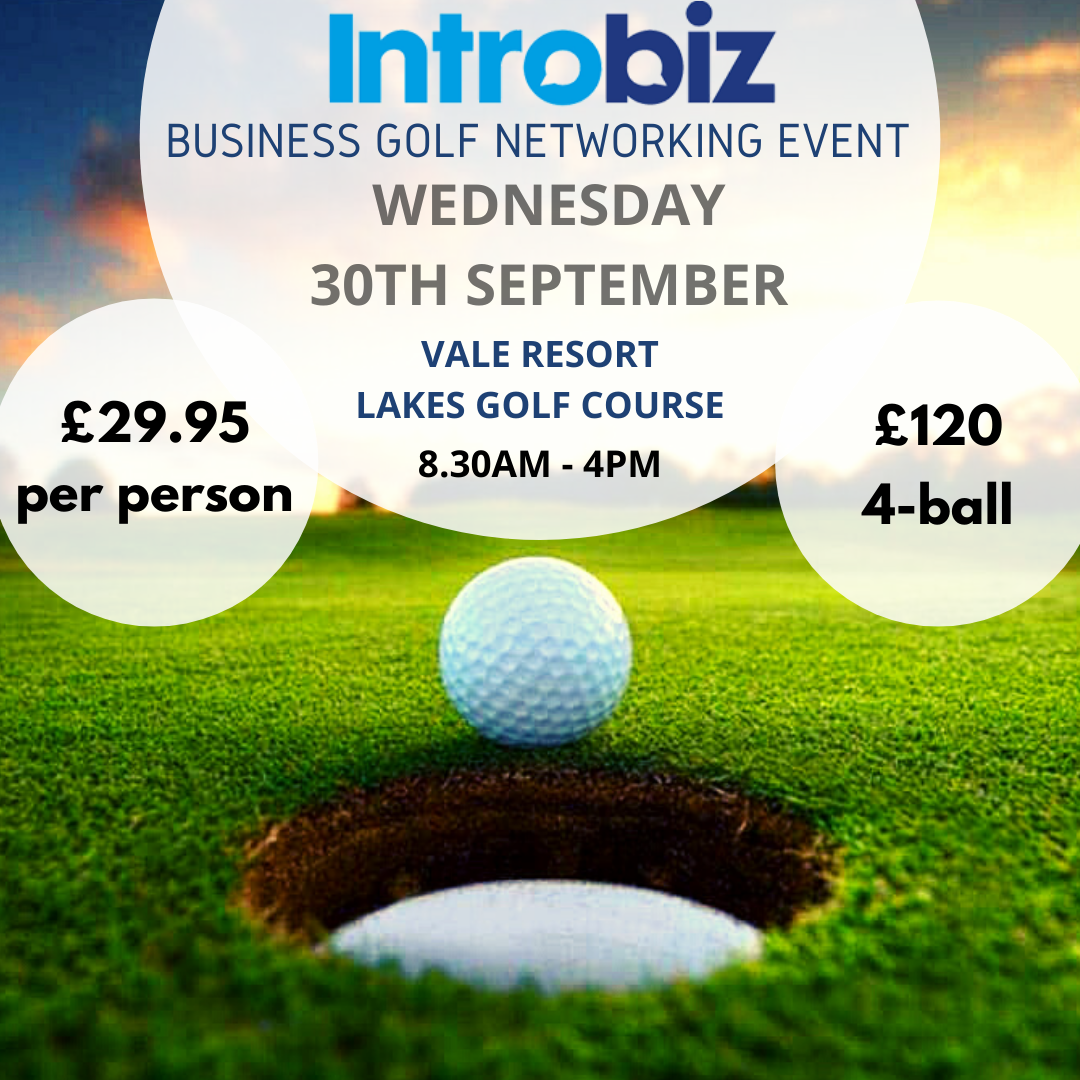 Introbiz Business Golf Event at the Vale Resort (Lakes Golf Course)