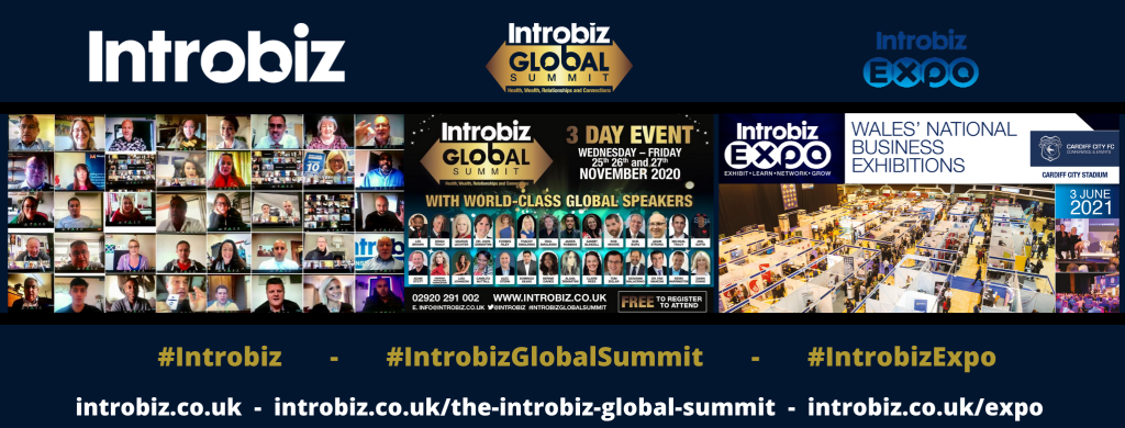 Introbiz Business Events - Business News Cardiff, Wales, UK, Global