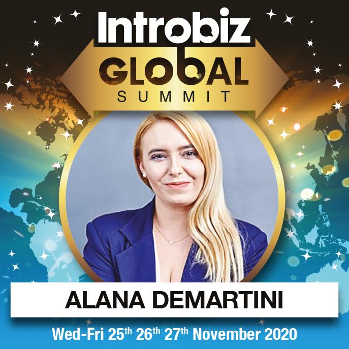 Alana - Summit Speaker Line Up